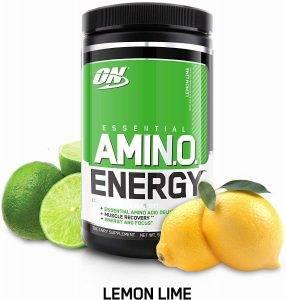 Optimum nutrition Essential Amino Energy - 270g