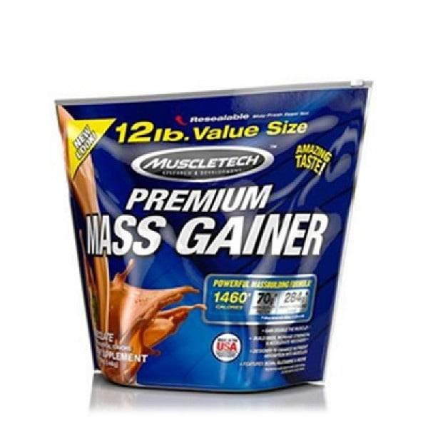 muscletech 100 remiun mass gainer