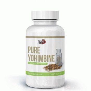Pure Nutrition Pure Yohimbine 100 Caps