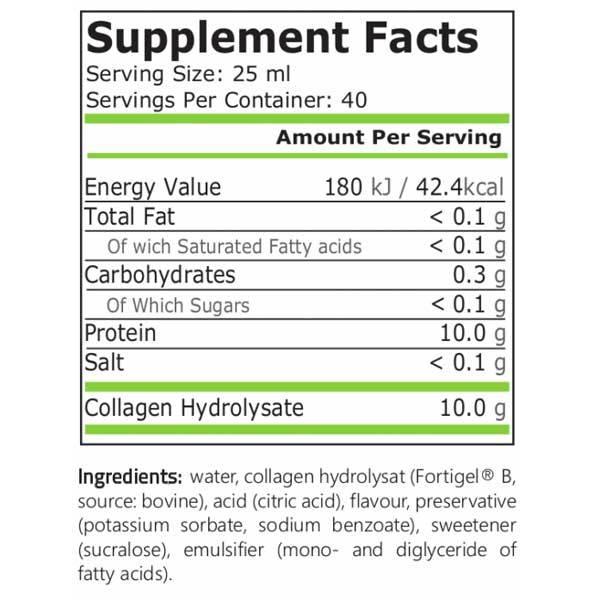 Pure Nutrition Collagen 1000ml