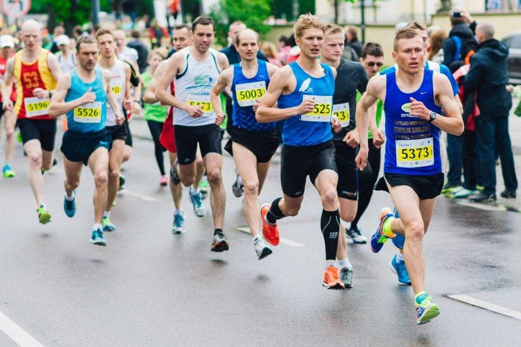 The energy pathways of the body, and anaerobic and aerobic training